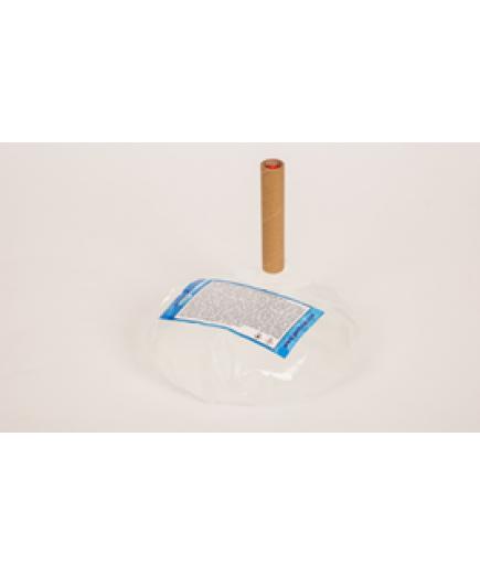 Бесконтактный дозатор Germstar (бело-синий) c Germstar Original дезинфицирующим средством для рук (емкостью 946 мл. - 1шт)